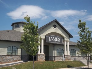 James Funeral HOme