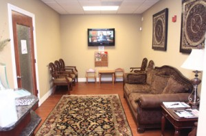 Wallace dds waiting-room
